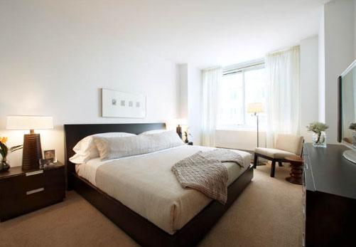 The Ashley apartments Bedroom