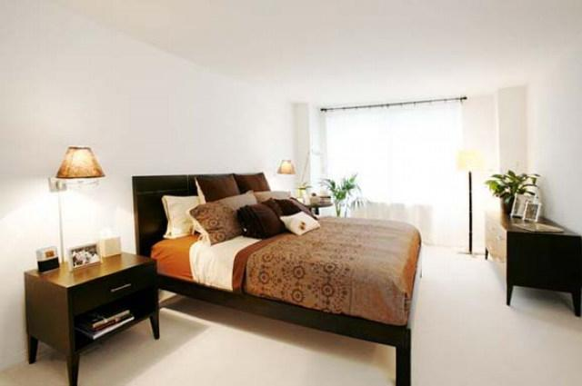 The Somerset Bedroom - Manhattan Apartments for rent