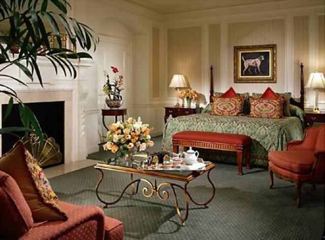 100 East 50th Street Bedroom - Manhattan Rental Apartments