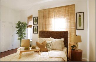 The Westbourne Bedroom - Manhattan Apartments for rent
