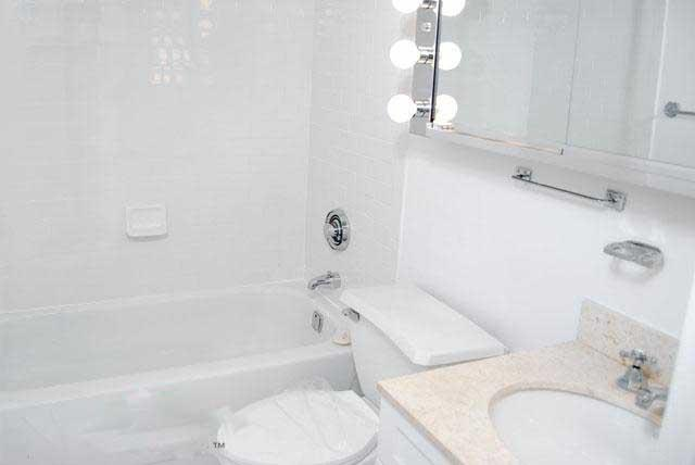 The Archive rental building Bathroom - NYC Flats