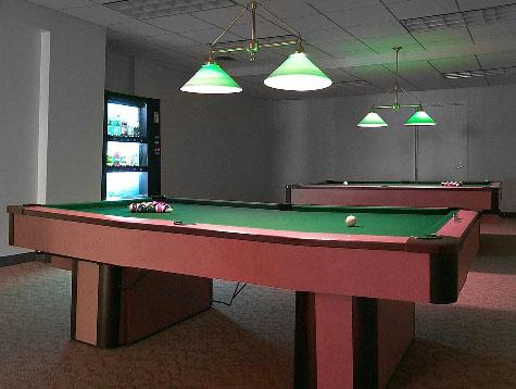 1 River Place Billiards - Manhattan Rental Apartments