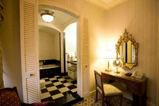 Boudoir of Rental Apartments at The Waldorf Towers