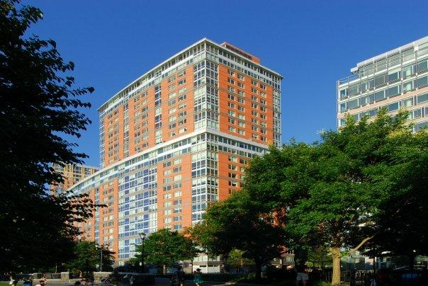 The Solaire Rental Building - Battery Park City Apartment Rentals