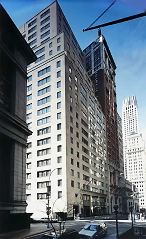 45 Wall Street Apartments For Rent In Financial District