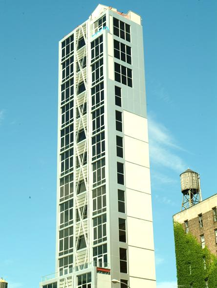 Chelsea Landmark Rental Building - Chelsea Apartment Rentals