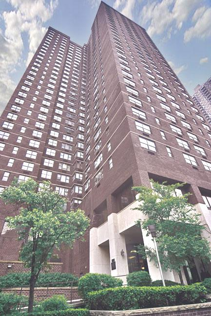 Claridge House Front View - Upper East Side Apartment Rentals