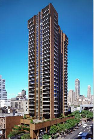 245 East 58th Street Rentals Le Triomphe Apartments For Rent In Midtown East