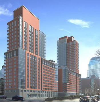 Liberty Luxe Builing - Battery Park City Apartment Rentals