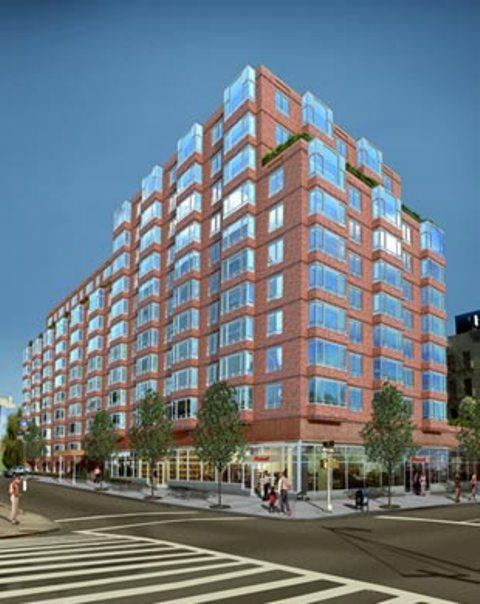 Tapestry Building - 245 East 124th Street apartments for rent