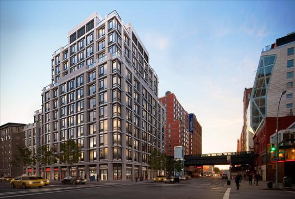 Ten23 Building - 500 West 23rd Street apartment for rent