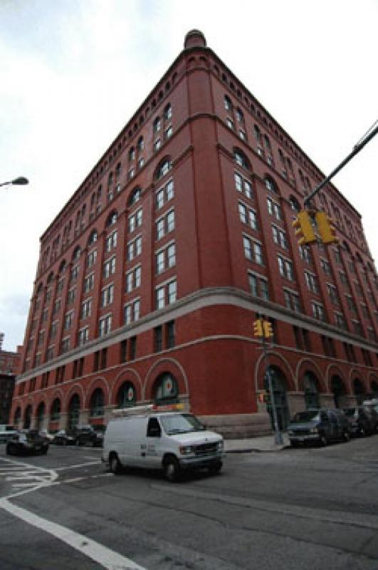 The Archive Building - West Village Apartment Rentals