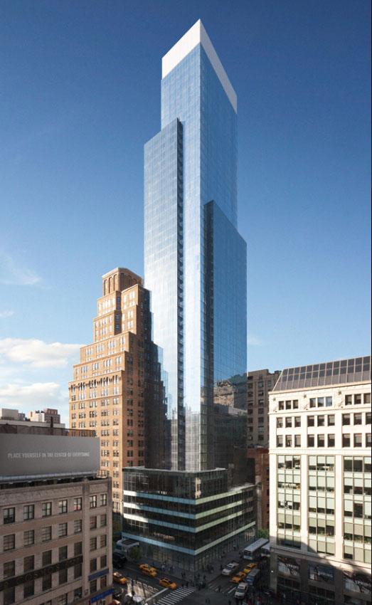 885 Sixth Avenue Rentals The Continental Apartments
