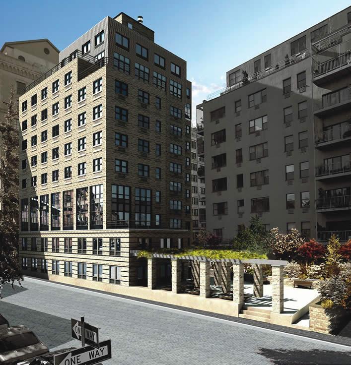 756 Washington Street Rentals The Highline Apartments