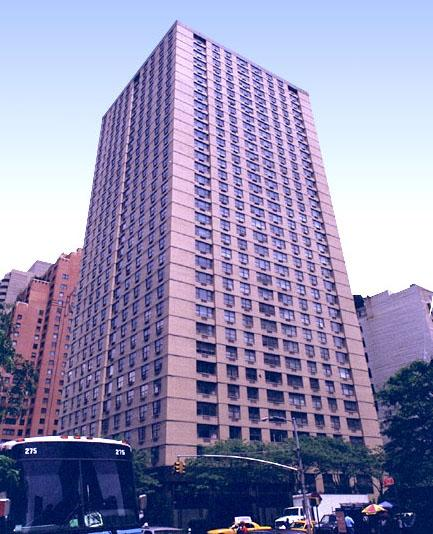 The Regent Building - 45 West 60th Street apartments for rent