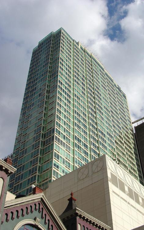 The Ritz Plaza Building - 235 West 48th Street apartments for rent