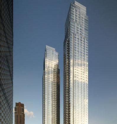 Silver Towers rentals - 620 West 42nd Street Manhattan Apartments for rent in NY