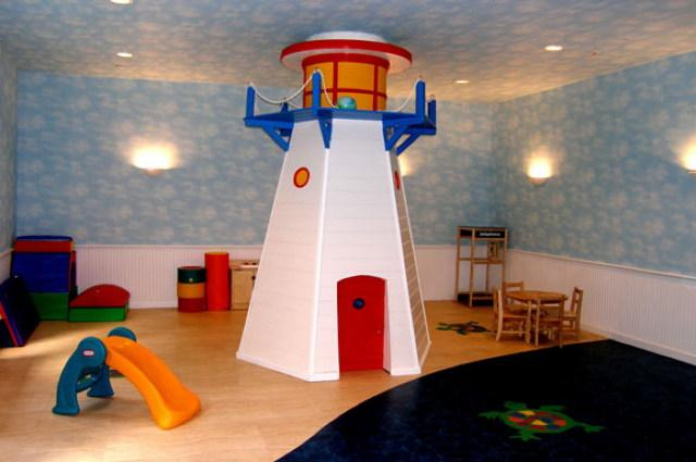 Liberty Plaza Children Playroom - Manhattan Apartments for rent