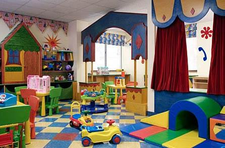 400 East 84th Street Children's Playroom - Manhattan Rental Apartments