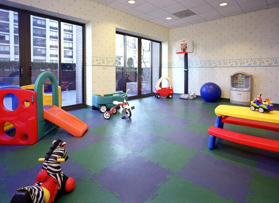 245 East 58th Street Children Playroom - Manhattan Rental Apartments