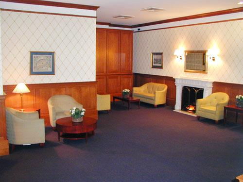 The Renaissance Club Room - Manhattan Apartments for rent