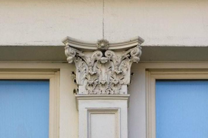 53 Howard Street Detail - Soho Rental Apartments