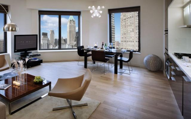 75 wall street apartments for rent in financial district. Black Bedroom Furniture Sets. Home Design Ideas