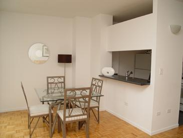 777 Sixth Avenue Dining Area - NYC Rental Apartments