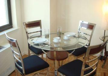 South Park Tower  Dining Room - Manhattan Apartments for rent