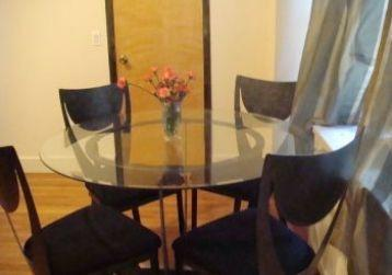 12 East 86th Street Dining Room - NYC Rental Apartments