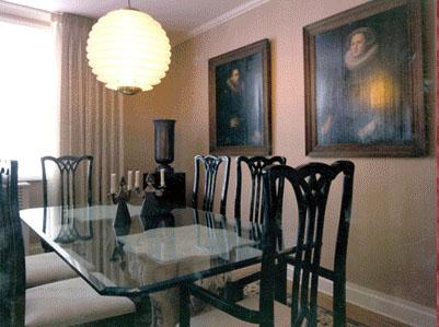 1160 Fifth Avenue Dining Room - Manhattan Apartments for rent