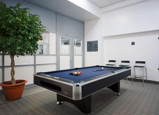 200 East 87th Street Billiards Room - NYC Rental Apartments