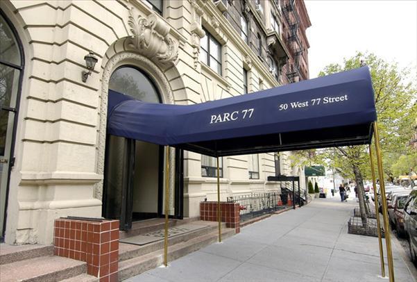 Parc 77 Entrance – Upper West Side Apartment Rentals