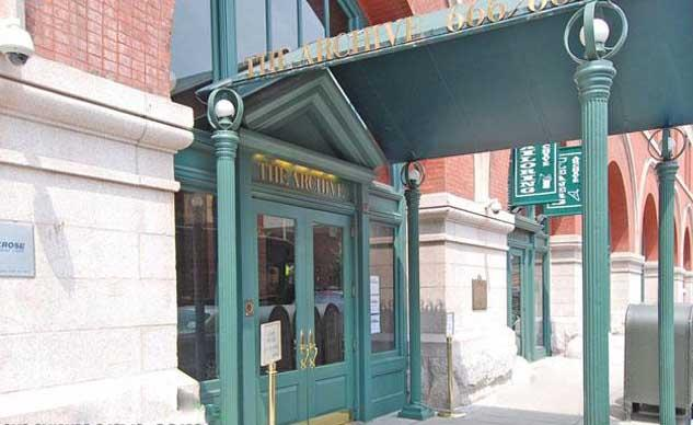 666 Greenwich Street Entrance - West Village Rental Apartments