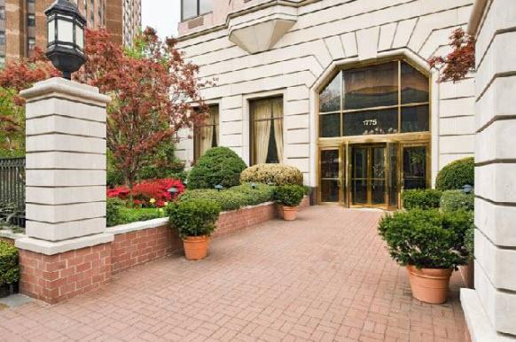1775 York Avenue Entrance - Upper East Side Rental Apartments