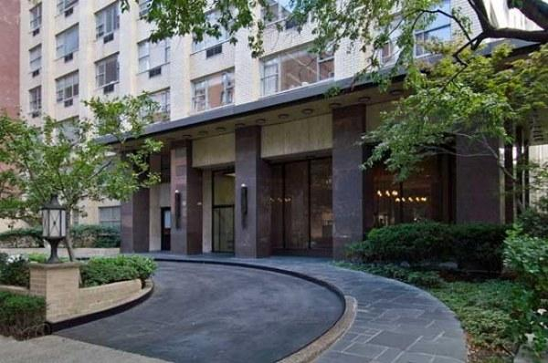 500 East 85th Street Entrance - Upper East Side Rental Apartments