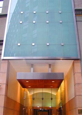 The Renaissance Entrance - 100 John Street apartments for rent