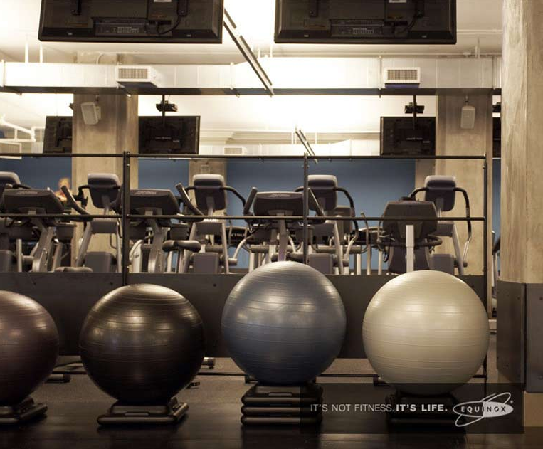 50 Murray Street Equinox Gym - Tribeca apartments for rent