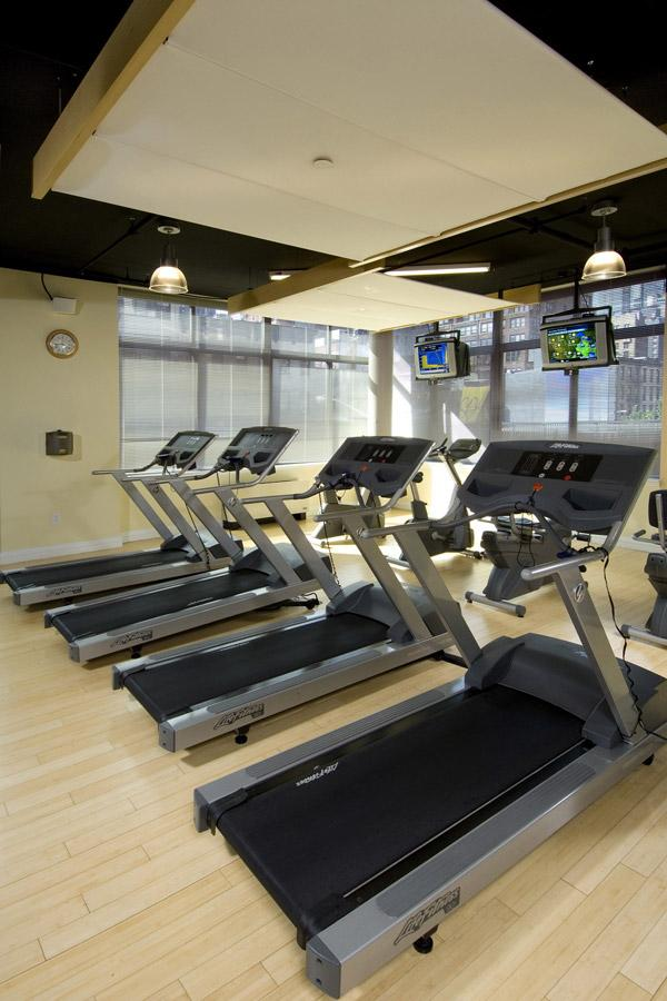 800 Sixth Avenue Fitness Center - Manhattan Apartments for rent