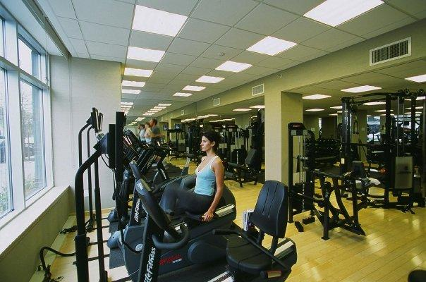 20 River Terrace Fitness Center - Manhattan Rental Apartments