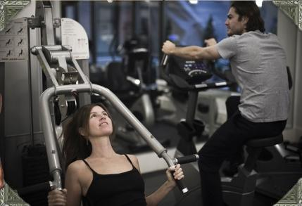 90 West Street Fitness Center - NYC Rental Apartments