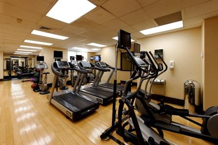 Gym at The Sagamore - 189 West 89th Street NYC rentals