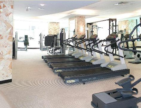 River Place rental building Fitness Center - NYC Flats