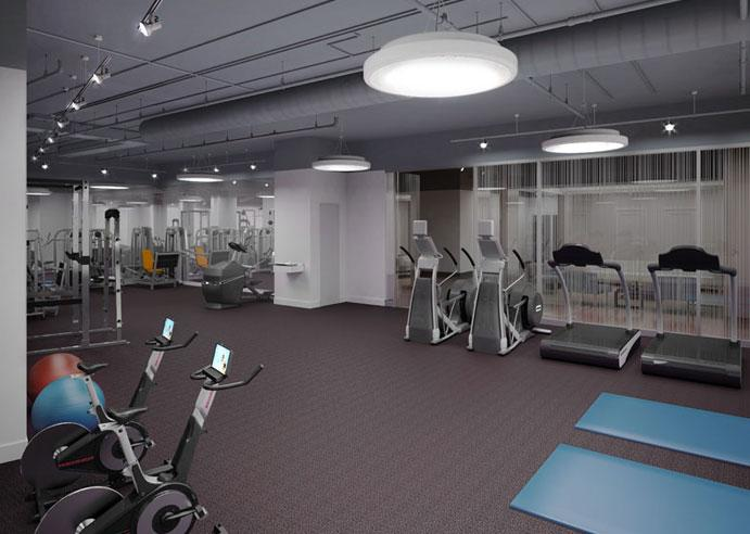 2 Cooper Square Fitness Center - Greenwich Village Apartment Rentals