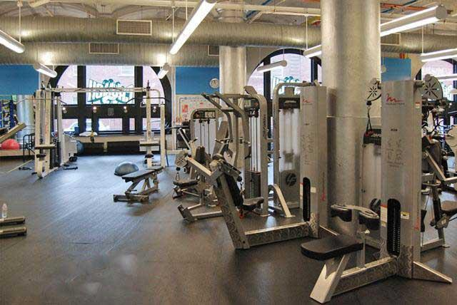 The Archive Fitness Center - 666 Greenwich Street apartments for rent