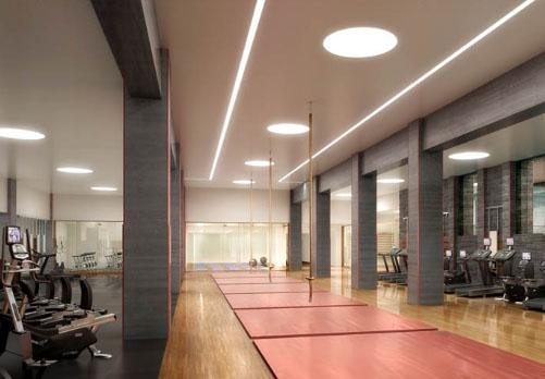 400 West 63rd Street Fitness Center - Upper West Side Rental Apartments