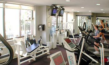 The Strathmore rental building Gym - NYC Flats