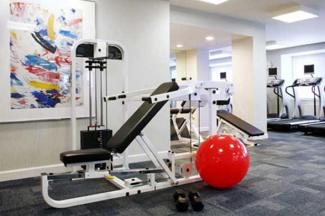 The Pavilion Fitness Center - Manhattan Apartments for rent