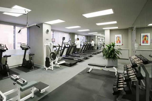 45 West 60th Street Fitness – Upper West Side Rental Apartments