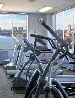 424 West End Avenue Fitness Center -  NYC Rental Apartments